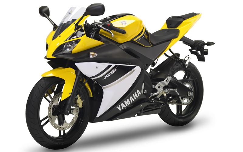 hotbikes: 125 bikes